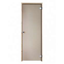 Dvere do sauny Limited 8x19 borovica